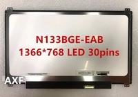 Free Shipping HB133WX1 402 N133BGE EAB B133XTN01 2 3 M133NWN1 R1 R3 30pins EDP For Acer