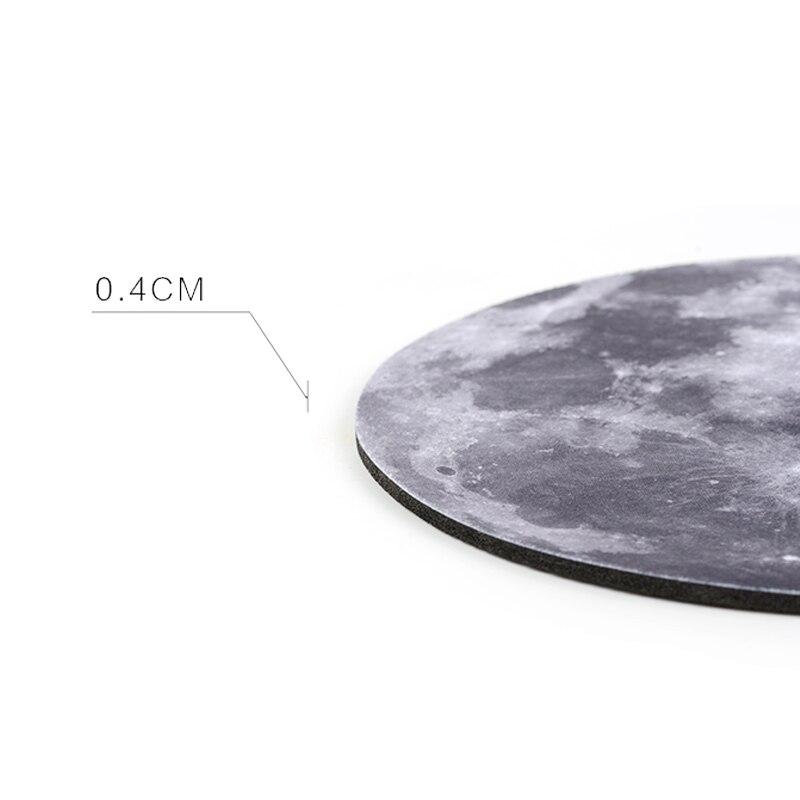 22 սմ Crirle Round The Moon Gaming Working Personalized Durable - Համակարգչային արտաքին սարքեր - Լուսանկար 4