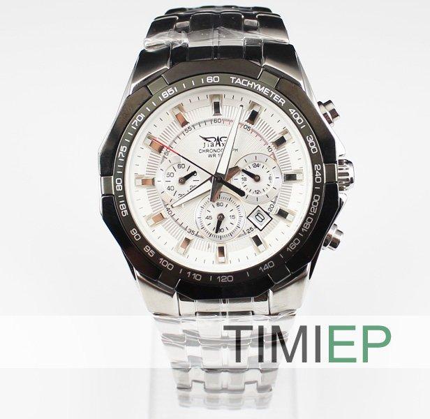 где купить  Luxury Multifunction Time 100M Waterproof  Mens Wrist Watch Diver  по лучшей цене