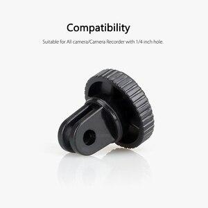 """Image 4 - Vamson para gopro acessórios adaptador mini tripé de montagem 1/4 """"monopé para gopro hero 6 5 4 3 + 3 2 para xiaomi para yi câmera vp103"""