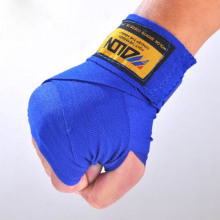 Taekwondo Hand Gloves Wraps – 2pcs/roll Width 5cm Length 2.5M Cotton Sports Strap Boxing Bandage