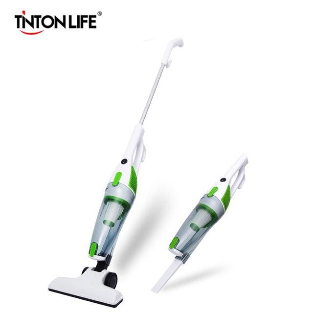 TINTON LIFE Ultra Quiet Mini Home Rod Vacuum Cleaner Portable Dust Collector Aspirator Handheld Vacuum Cleaner