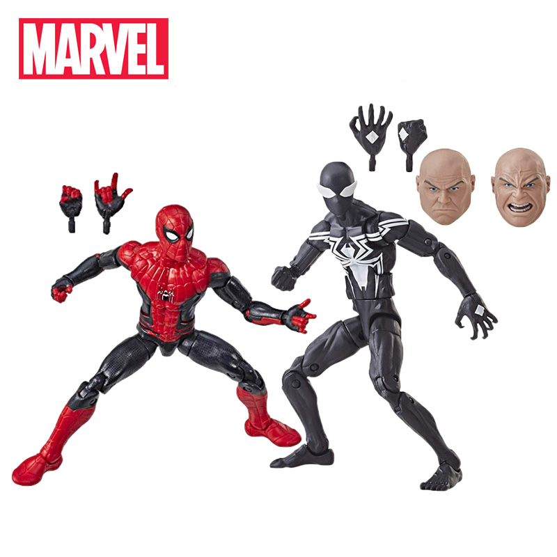 Image 2 - 14.5 17cm Marvel Legends Series Spider Man Far From Home Action Figure Demogoblin Hydro Man Collectible Model Avengers Toys-in Action & Toy Figures from Toys & Hobbies