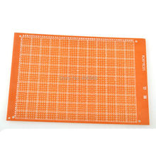 Breadboard ProtoBoard 12cm * 18cm Double-Side Circuit Prototype DIY PCB Board for Arduino FZ0256