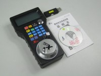 FREE SHIPPING MPG Mach3 Wireless Handwheel For CNC Router Controller