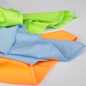 Image 5 - East 5 Pcs 30x40CM Microfiber Glass Towel Window Windshield Cleaning Cloths Eyeglass Towels Fast Drying Durable Glass Taps