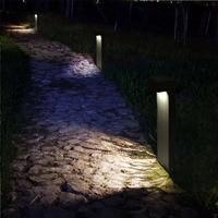Outdoor Garden Landscape Lighting 220V 110V 12V LED Lawn Lamp 5W COB WaterproofLed Garden Path light column lights