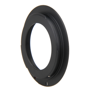 Image 4 - Metal Black Lens Adapter for All Universal M42 Screw Mount Lens for Canon EOS Camera Body Cam Accessories