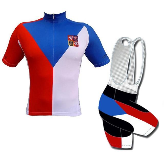 NEW 2016 JIASHUO Czech Republic Bicycle pro road Team Bike Pro Cycling Sets    Wear Jersey dd2490e48