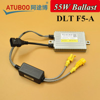 Good Quality DLT Original 55W F5 Ballast 9 16V Premium Fast Start Quick Bright Digital AC