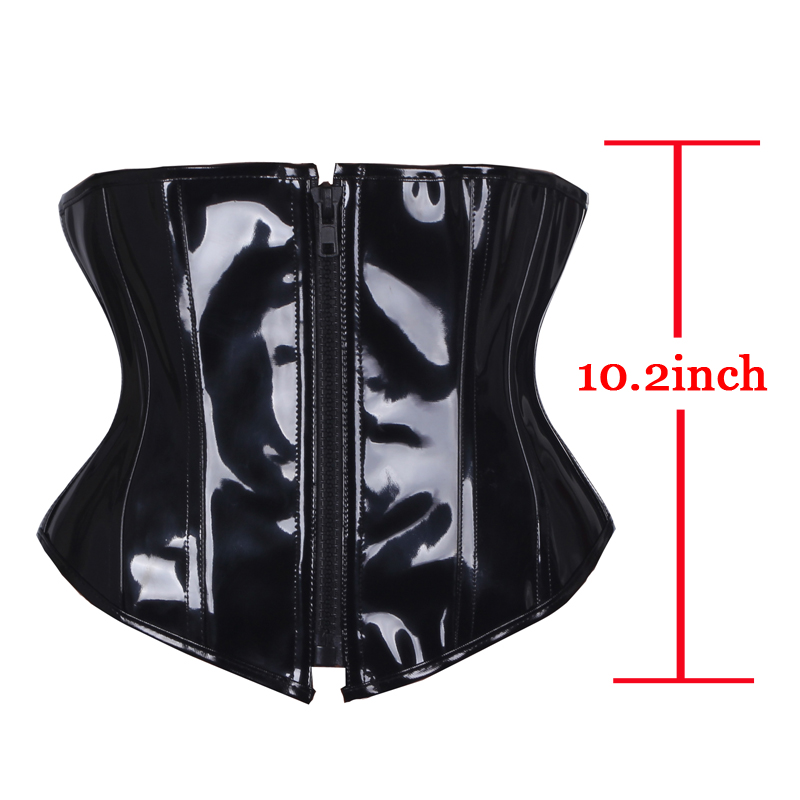 Corsets   And   Bustiers   Underbust Cincher Waist Shapewear Burner Body Slimming Sexy Intimates Female Hot   Corset   Lace Up Ribbon