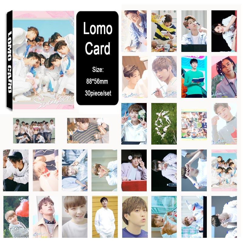 LK382 SEVENTEEN  LOVE&LETTER LOMO130