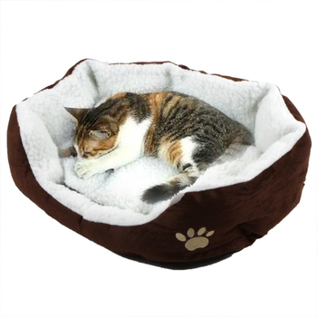 50*40cm Comfortable and soft Cat Bed Mini House for Cat Pet Dog Sofa Bed Good Products for Puppy Cat Pet Dog Supplies 1