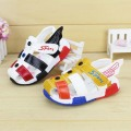 2016 New Arrival Cool Unisex Children Sandals Cute Wings Small Boys Girls Shoes Casual Child sandals Free Shipping