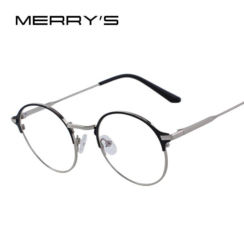 Damenbrillen Logisch Merrys Design Frauen Mode Gläser Retro Oval Optische Rahmen Brillen S2086 Nachfrage üBer Dem Angebot Bekleidung Zubehör