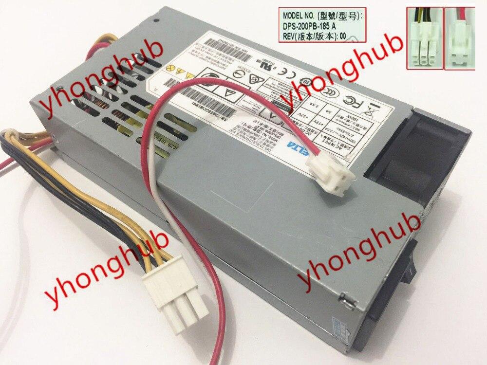 Emacro Delta Electronics DPS-200PB-185 Un Serveur Alimentation 190 w PSU Hikvision vidéo enregistreur
