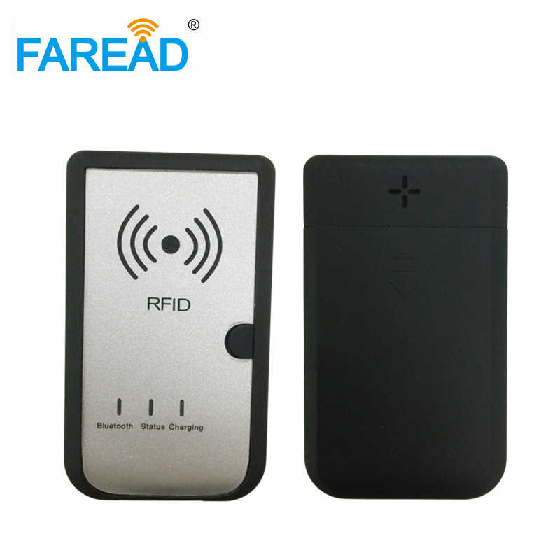 Bluetooth 125khz RFID Reader Low frequency ISO11784/5 EM4200