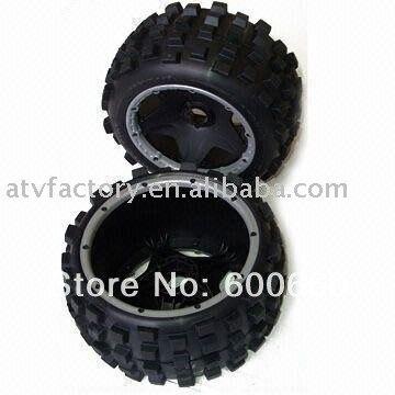 Фотография baja 5b tyres