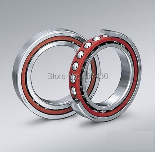 10pcs/lot   High precision 7003AC / P6  Angular Contact Ball Bearings 17*35*10 mm-in Bearings from Sports & Entertainment    1