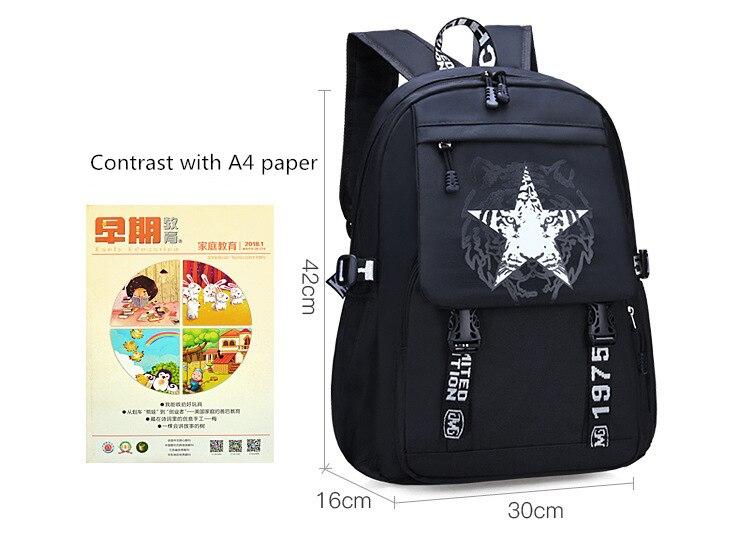 ocasional mochila para adolescentes mochilas para menino