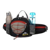 Outdoor sport marsupio borsa da viaggio acqua ciclismo camping corsa e jogging negozio di telefonia sacchetto multifunzionale nylon uomo donna sacchetto durevole