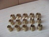 Jewelry Brass Bracelet Ring Circle Kits for Carving Machine whole set 15pcs