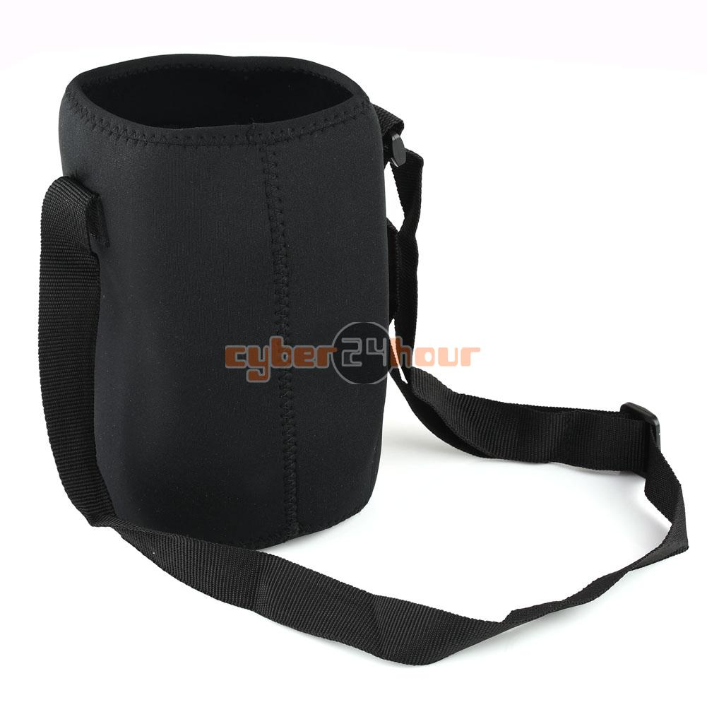 2L LARGE Stainless Steel Water Drink Bottle Cycling Sports /& Carrier Bag Holder