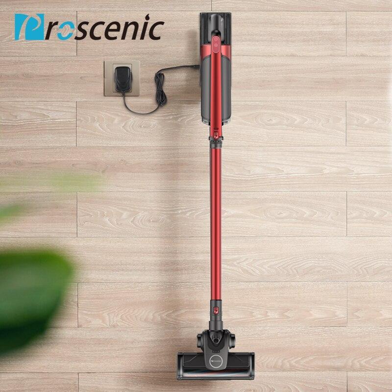 Proscenic Pet-Stick Vacuum-Cleaner Cordless Handheld Wireless-Aspirator Home 2-In-1
