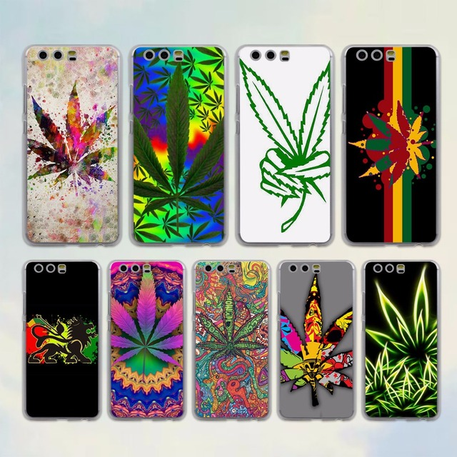 coque huawei p9 lite weed