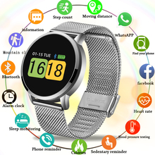 LIGE Smart Sports Bracelet Waterproof Fitness Watch Blood Pressure Heart Rate Monitor Pedometer Smart Watch Men for Android iOS недорого