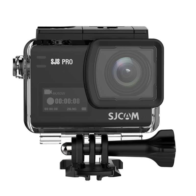 SJCAM SJ8 Pro SJ8 Series 4K 60FPS WiFi Từ Xa Mũ Bảo Hiểm Camera Hành Động Ambarella Chip 4K 60FPS Ultra HD thể Thao cực chất Camera