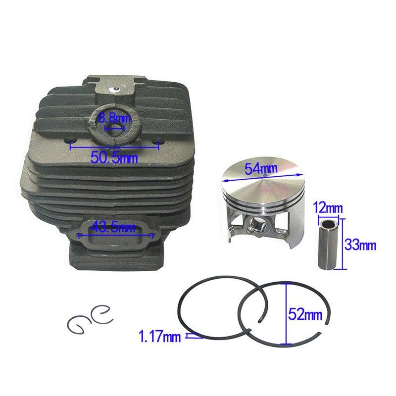 1x 54mm Cylinder Piston Crankshaft Kit For STIHL 066 MS660 Chainsaw Repalcement1x 54mm Cylinder Piston Crankshaft Kit For STIHL 066 MS660 Chainsaw Repalcement