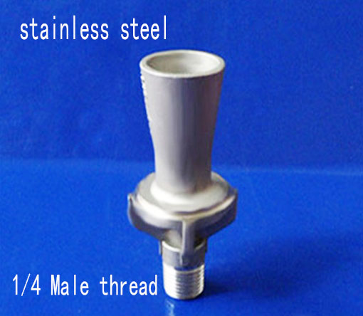 1 4 Stainless steel mixer Eductor nozzle Venturi mixing nozzle electrode position chemical Container Tank liquid