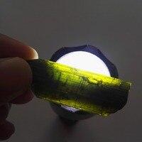 GRANDE 10g Rare Natural Turmalina Verde Muestra de Roca de Cristal de Cuarzo En Bruto Original Matural Minerales Energía Reiki Piedras