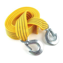 4m 3 tons car tow cable towing strap rope with hooks emergency heavy duty more solid.jpg 250x250