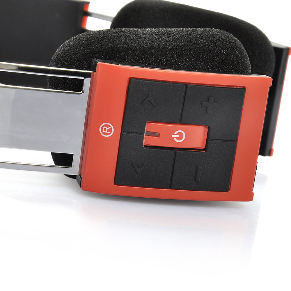 Stereo Handsfree Headfone Casque Audio Audio Ականջակալ - Դյուրակիր աուդիո և վիդեո - Լուսանկար 6