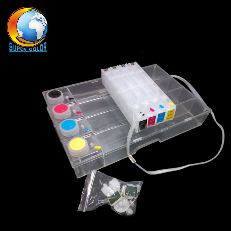 970 971 Continuous Ink System Supply CISS for HP officejet pro X451dn X551dw X476dn X576dw ciss ink system for hp 970 970xl ciss ink cartridge permanent chip for hp officejet pro x451dn x551dw x476dn x576dw printer