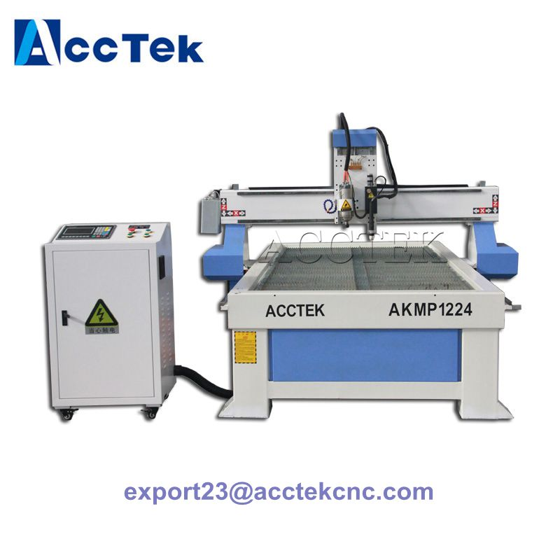 2018 New Product High Quality Low Price Cnc Router Plasma Cutting 1212 1224 1325 Table Machine For Sale