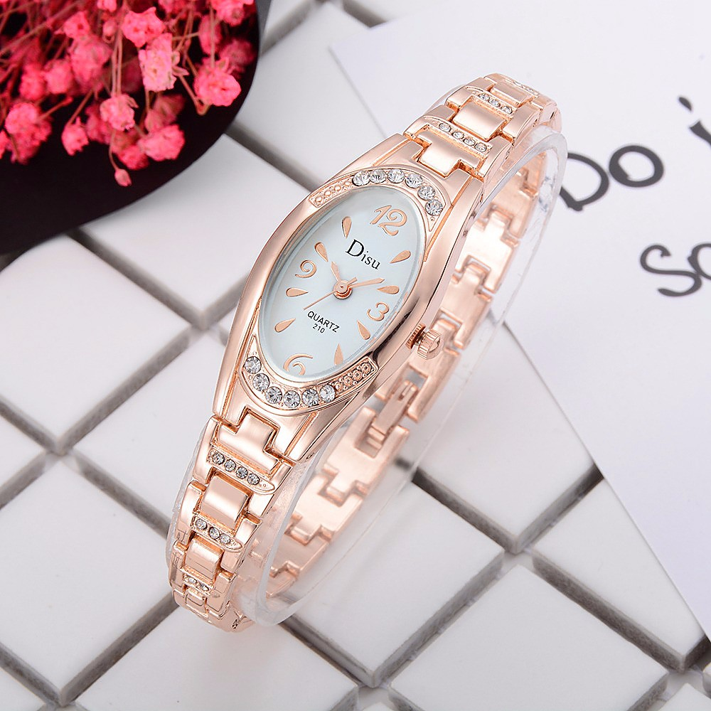 Rose Gold Casual Quartz Ladies WristWatches LVPAI New Arrive Ellipse Creative Women Fashion Luxury Watch Dress Quartz Clock 2017 new arrive lvpai brand rose gold women bracelet watch fashion simple quartz wrist watches ladies dress luxury gift clock