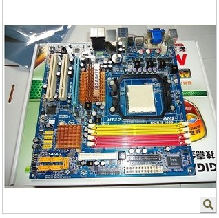 ФОТО 780g GA-MA78GM-S2H ma78gm-s2h AM2 DDR2 940 fully integrated Desktop b o a r d b75-d3v am3d2 well tested working