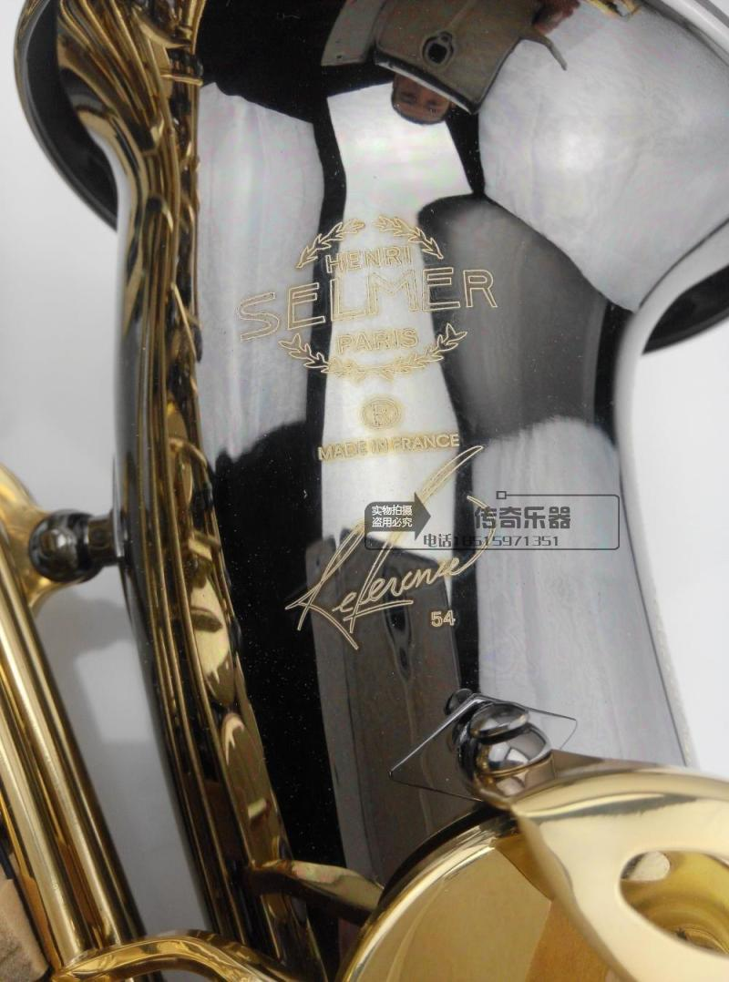 Alto Saxophone instrument Selmer Sax Gold Nickel Black STS-54 Falling E Saxophone  High F # Popular Musical Instruments markslojd торшер markslojd ekelund 104346