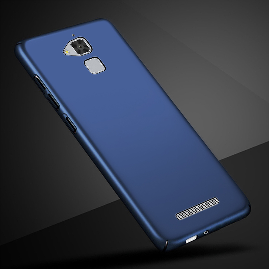 Slim Hard PC Phone Case For <font><b>Asus</b></font> ZenFone 3 Max ZC520TL Cover Frosted Plastic Case For <font><b>Asus</b></font> ZenFone 3Max ZC520TL <font><b>X008D</b></font> 5.2