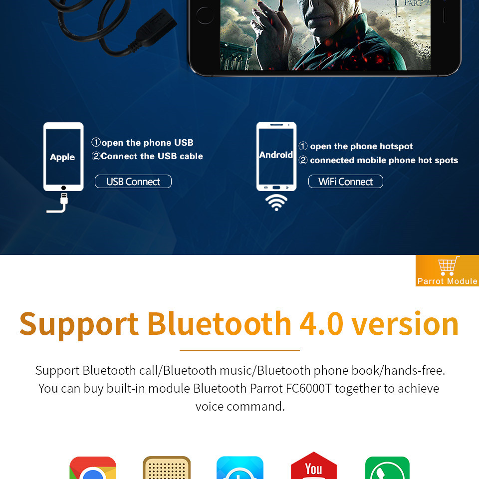 "Perfect 7"" Octa Core 4G WIFI Android 8.1 4GB RAM 64GB ROM RDS Car DVD Multimedia Player Stereo Radio For BMW E90 E91 E92 E93 2005-2012 13"