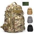 Молл военные рюкзаки штурмовой тактический рюкзак для мужчин камуфляжная армейская сумка охотничий уличный походный рюкзак для кемпинга л...