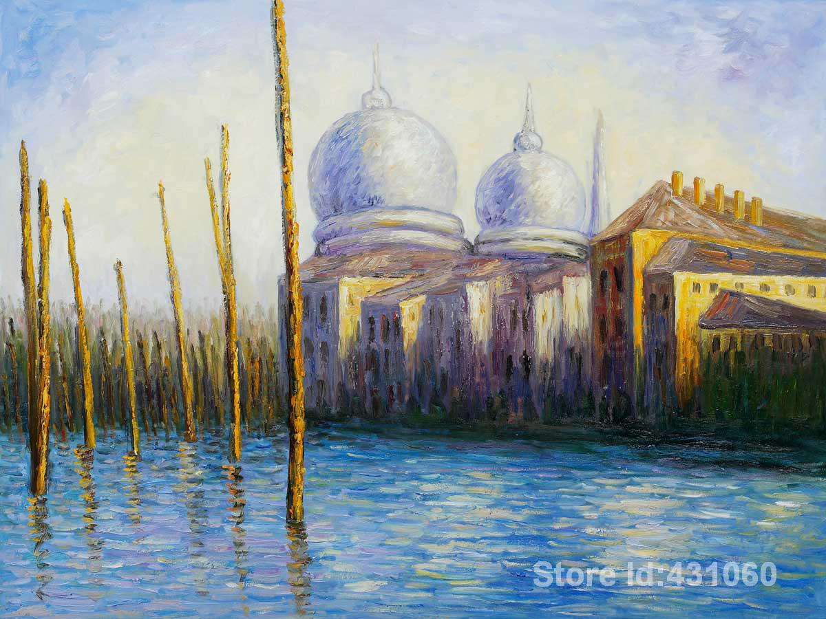 Compare Prices on Claude Monet Venice- Online Shopping/Buy Low ...