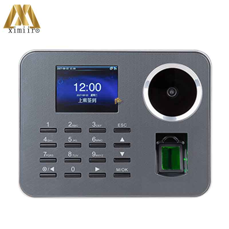 ZK IClock360-P Palm Time Attendance Time Recorder With TCP/IP USB RS232/485 Communition Biometric Fingerprint Time Clock