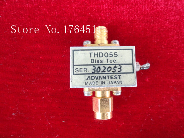 [BELLA] Supply ADVANTEST THD055 Bias Device