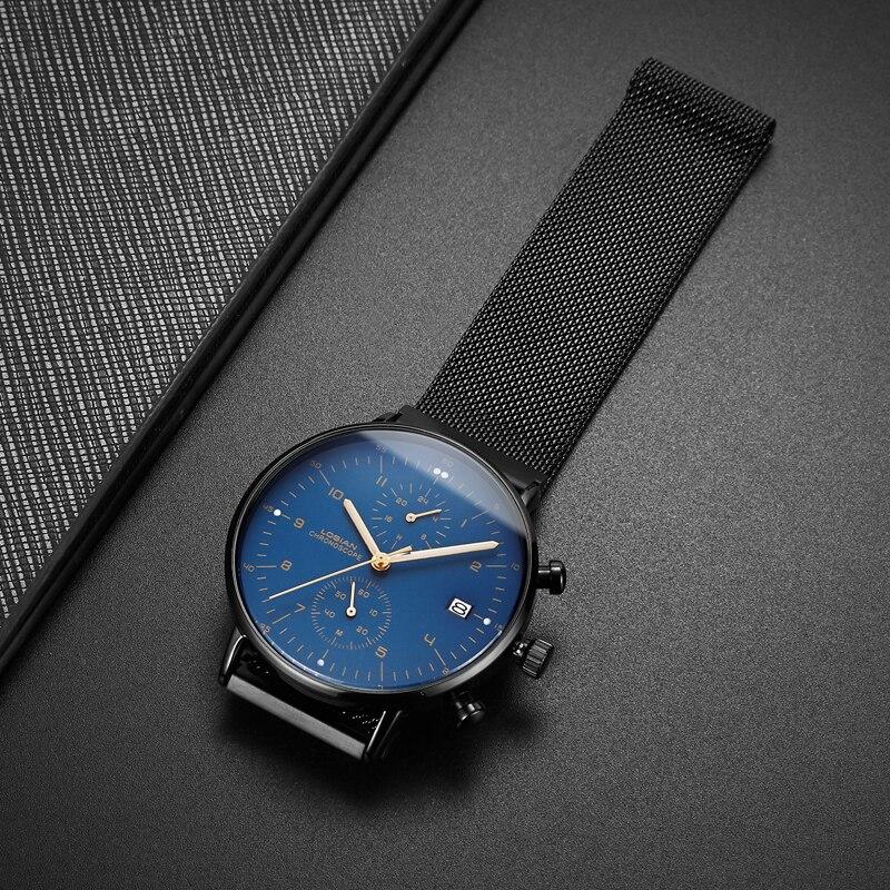 jam tangan pria montres homme herenhorloge reloj hombre marca de lujo watch waterproof relogio a prova d aguarelogio
