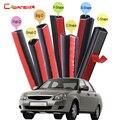 Cawanerl Whole Car Hood Door Trunk Seal Sealing Strip Kit Fillers Weatherstrip For Lada Priora 110 111 112 Samara Kalina