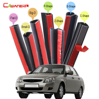 Whole Car Hood Door Trunk Seal Sealing Strip Kit Fillers Weatherstrip Noise Insulation For Lada Priora